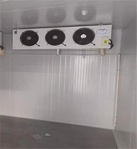 关于冷库制冷设备安装要求