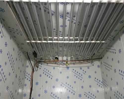 海鲜冷藏库安装